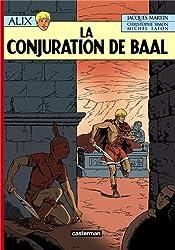 Alix, Tome 30 : La conjuration de Baal