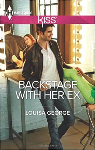 Book Backstage with Her Ex (Harlequin Kiss)