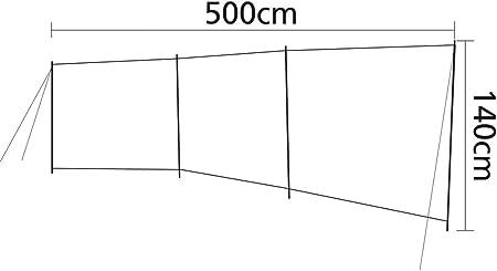 Bolsa para Tienda de campa/ña 60 x 120 cm Bo-Camp