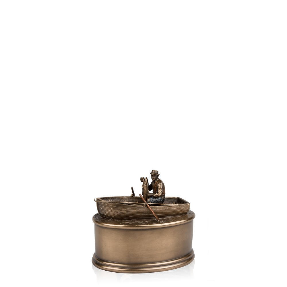 Perfect Memorials Small Fisherman Cremation Urn