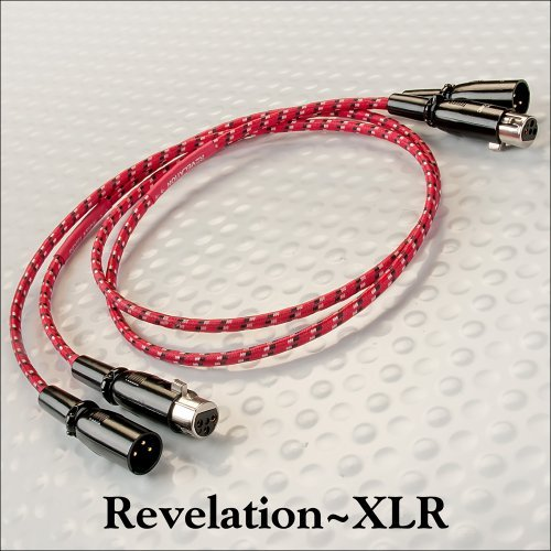 DH Labs Revelation 1.5M XLR Interconnect 1.5M XLR by DH LABS