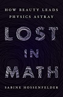 Book Cover: Lost in Math: How Beauty Leads Physics Astray
