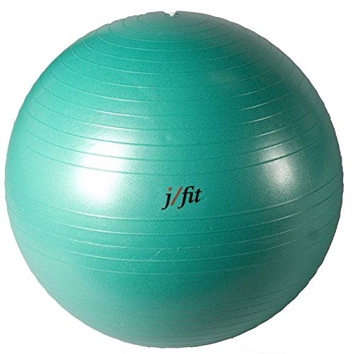 J Fit Professional Exercise Ball Green/30