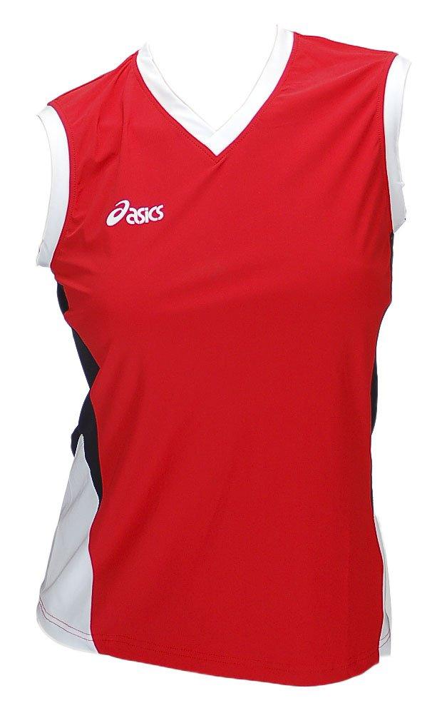 Asics Indoor Sports Volleyball Handball Trikot Offence Sleeveless Top Femmes 0600 Art. 648205 taille M