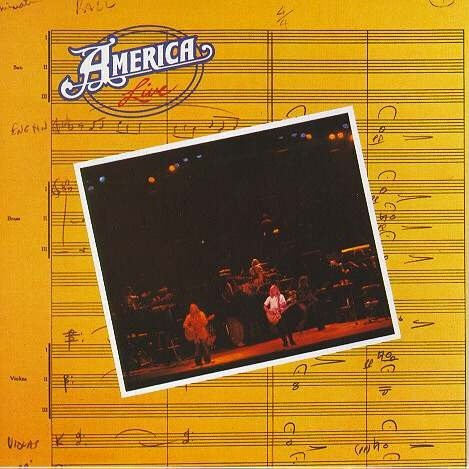 America: Live (Custom Inner Sleeve Contains Photos, Personnel) [Vinyl LP] [Stereo] -