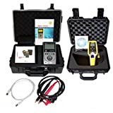 Eagle Eye's Ultra-Max Plus Kit is the complete solution for testing per IEEE and NERC standards. The Ultra-Max Plus Kit has three parts: an IBEX-Ultra Portable Ohmic Battery Tester, SG-Ultra Max Digital Hydrometer, and Exmons Ultra+ Al...