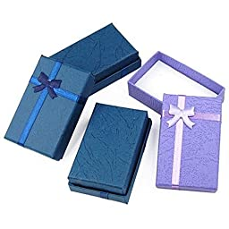 Novel Box 12pcs Assorted Jewelry Gifts Boxes for Jewelry Display US Dispatch