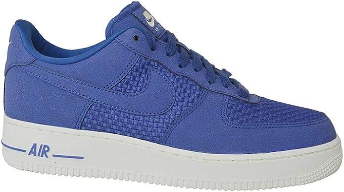 air force 1 uomo bianco e blu