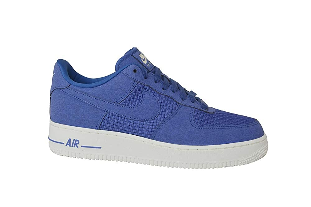 Nike herr - Air Force 1 Lo - BNIB, BNIB, BNIB, inget lock - blå vit - AQ8624 -400  exklusiv