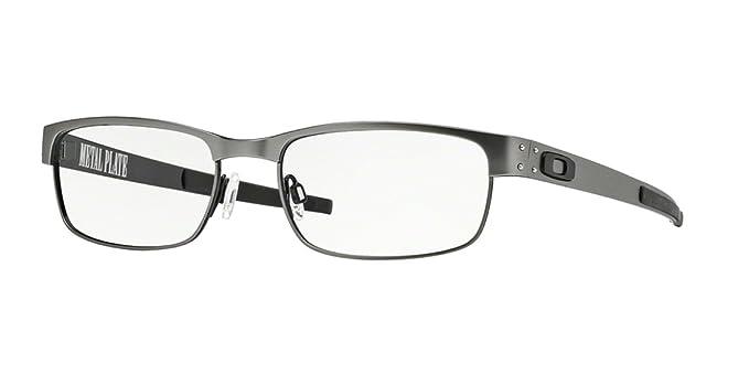 Oakley Rx Eyewear Men\'s Ox5038 Metal Plate Light Frame Titanium ...