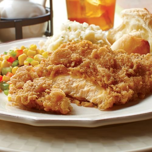 Omaha Steaks 8 Chicken Fried Chicken