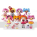 Lalaloopsy Exclusive 3 Inch Mini Figure Playset Class Picture
