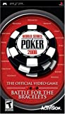 World Series of Poker 2008: Battle for the Bracelets - Sony PSP