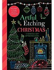 Artful Etching: Christmas