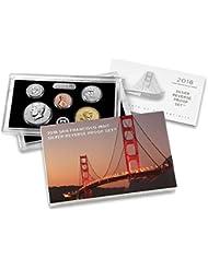2018 S US Mint Silver Reverse Proof Set