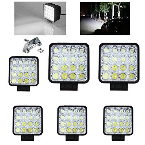 projecteur de travail ou pour marche arri/ère Vingo/® 6/x LED 48/watts /étanche 12/V et 24/V