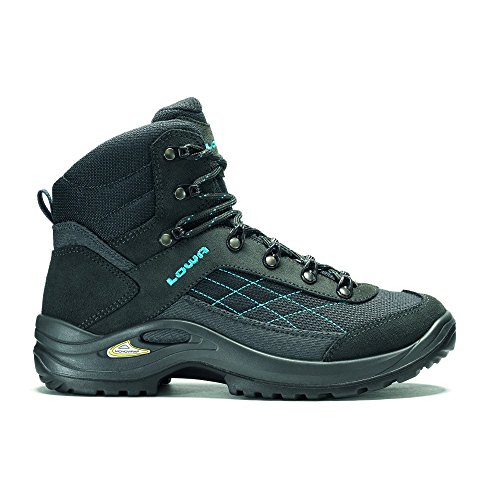Lowa Women's Hiking Anthracite GTX Rise Turquoise Ws Gorgon High Grey Boots rrxHwBqFd