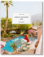Great Escapes USA. The Hotel Book