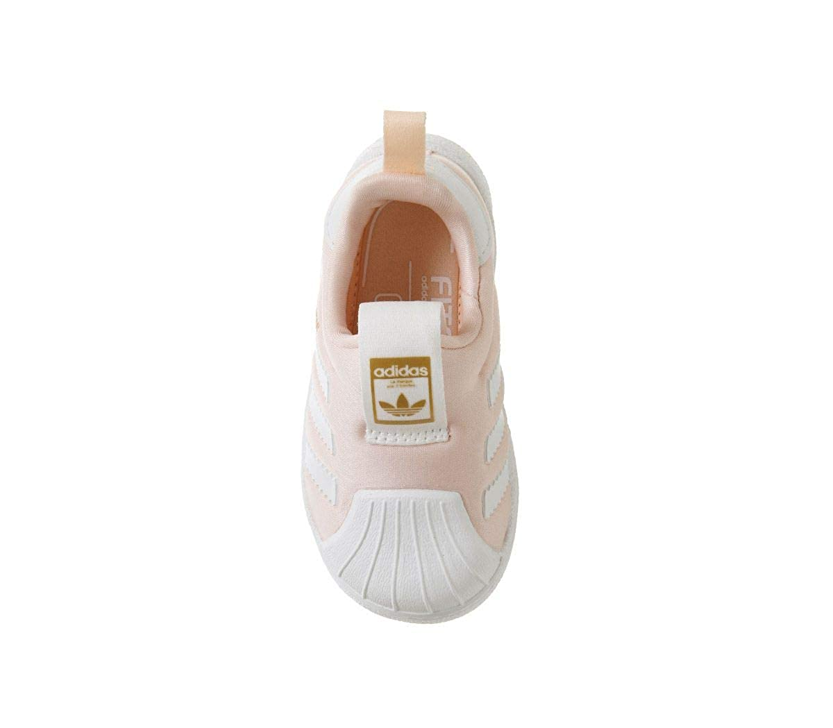 1d76d20e1e275 adidas Superstar 360 I, Unisex Kids' Low-Top Slippers: Amazon.co.uk: Shoes  & Bags