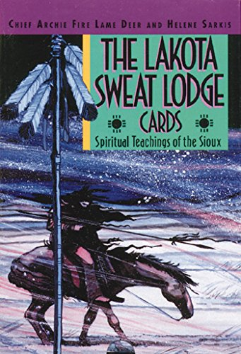 The Lakota Sweat Lodge Cards: Spiritual Teachings of the - Box Trading Card Retail