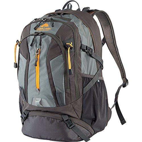 Ozark Trail 36-Liter Kachemak Daypack, Dark Grey