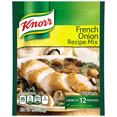 Knorr Recipe Mix Recipe Mix, French Onion 1.4 oz