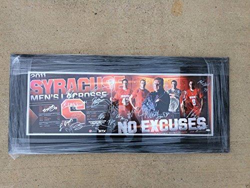2010-2011 Syracuse Mens Lacrosse