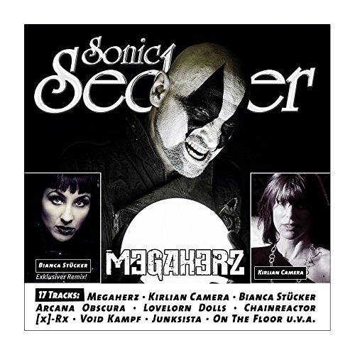 Price comparison product image Sonic Seducer 02-2018 mit Megaherz Titelstory + Gothic Taschenkalender 2018 (insg. 336 Seiten) + CD,  Bands: Project Pitchfork,  IAMX,  Editors,  Letzte Instanz u.v.m.