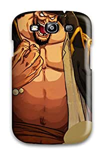 Case Cover Black Beard Against Luffy/ Fashionable Case For Galaxy S3