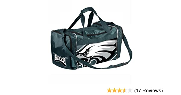 4f255e8eea Amazon.com   Philadelphia Eagles Core Duffel Bag   Sports Fan Duffel Bags    Sports   Outdoors