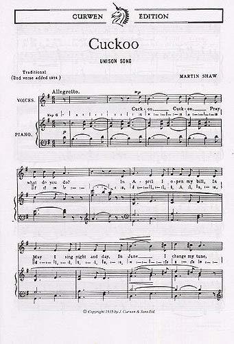 Partituras para Voz al Unísono, Acompañamiento de Piano: Amazon.es: Instrumentos musicales