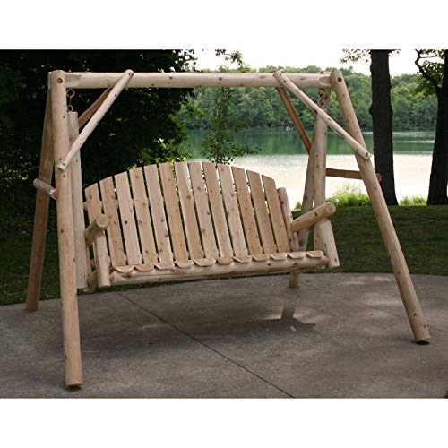 (Jur_Global Country Garden Porch Swing with)