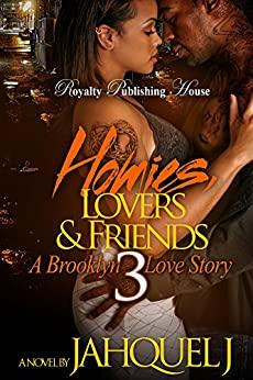 Homies Lovers Friends Brooklyn Story ebook product image