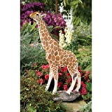 Design Toscano Gerard The Giraffe Sculpture