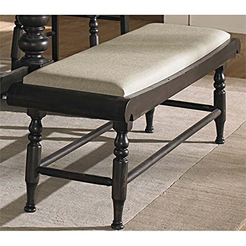 Liberty Furniture Whitney Dining Bench in Black Cherry ()
