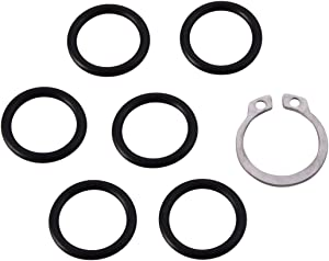 Liberty Garden Products 4009-ORING Replacement Kit O-Ring, Black