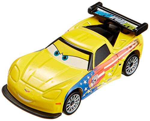 Tomica Disney Pixar Cars Jeff Gorvette C-27 (Japan)