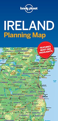Planning Map - Lonely Planet Ireland Planning Map