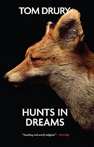 book cover of Hunts In Dreams