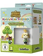 Animal Crossing : Happy Home Designer + Amiibo Marie (tenue D'été)