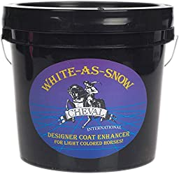 WHITE-AS-SNOW 4 Pound