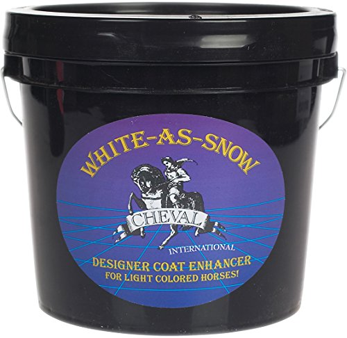 WHITE-AS-SNOW 23 pound by Cheval International