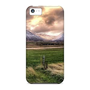 Excellent Design Beautiful Lscape In Icel Hdr Phone Case For Iphone 5c Premium Tpu Case