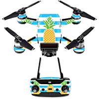 Skin for DJI Spark Mini Drone Combo - Beach Towel| MightySkins Protective, Durable, and Unique Vinyl Decal wrap cover | Easy To Apply, Remove, and Change Styles | Made in the USA