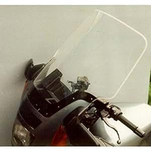 """Cupula gris ahumado MRA Pantalla para viajes Arizona """"AR"""" BMW K 75 RT / LT todos los años, MRA Pantalla para viajes Arizona """"AR"""" BMW K 100 RT / LT todos los años La pantalla Touring Arizona es una pantalla extra-alta. EAN / núm. de pedido.:4025066585625 Color:gris ahumado longitud:605 mm Impresión:- ABE:Yes Año de fabricación::todos los años Información:AR=¡sin consola de instrumentos! Este lote tiene el"""