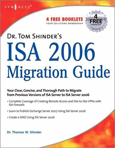 Isa Server 2006 Ebook