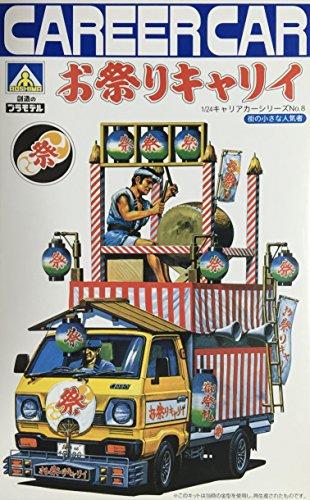 アオシマ 1/24 スズキ お祭りキャリイの商品画像