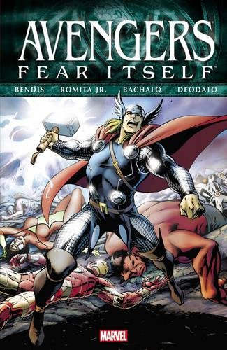 Avengers Fear Itself Marvel Paperback product image