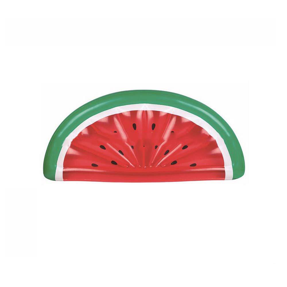WENMIN 180X90 cm Ananas Float Sommer Wassermelone Schwimmen Aufblasbare Pool Float Erwachsene Wasserspielzeug Urlaub Party Boia Piscina watermelon