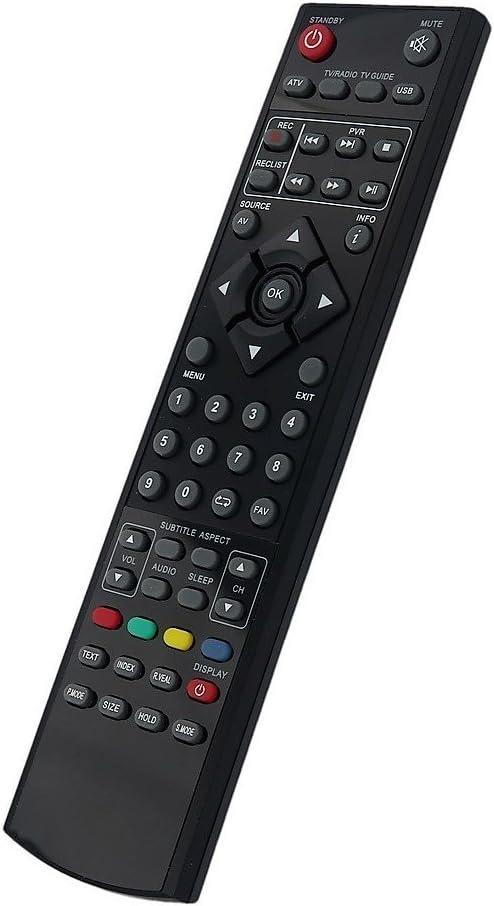 Mando a distancia XMU/RMC/0034 adecuado para Blaupunkt, Emoción, Eternidad, Logix, Mitsai, Tevion, UMC, JMB y Technika TV.: Amazon.es: Electrónica